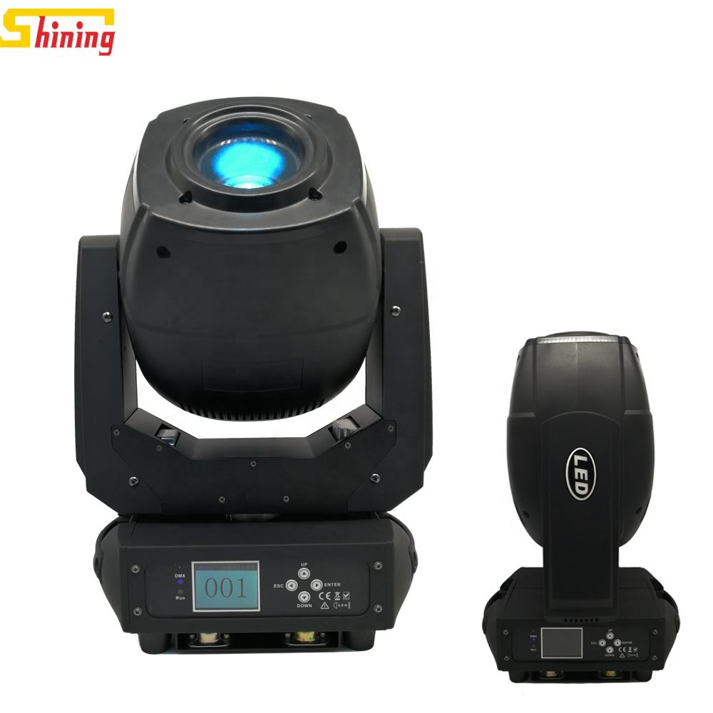 Led double prisms 230w led 3in1 beam gobo spot wash zoom moving had light