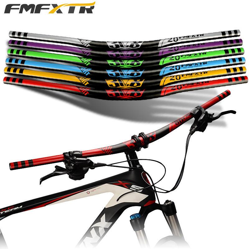 Non-slip FMFXTR Bicycle Handlebar MTB Bicycle Road Bike Handlebar 620*31.8mm