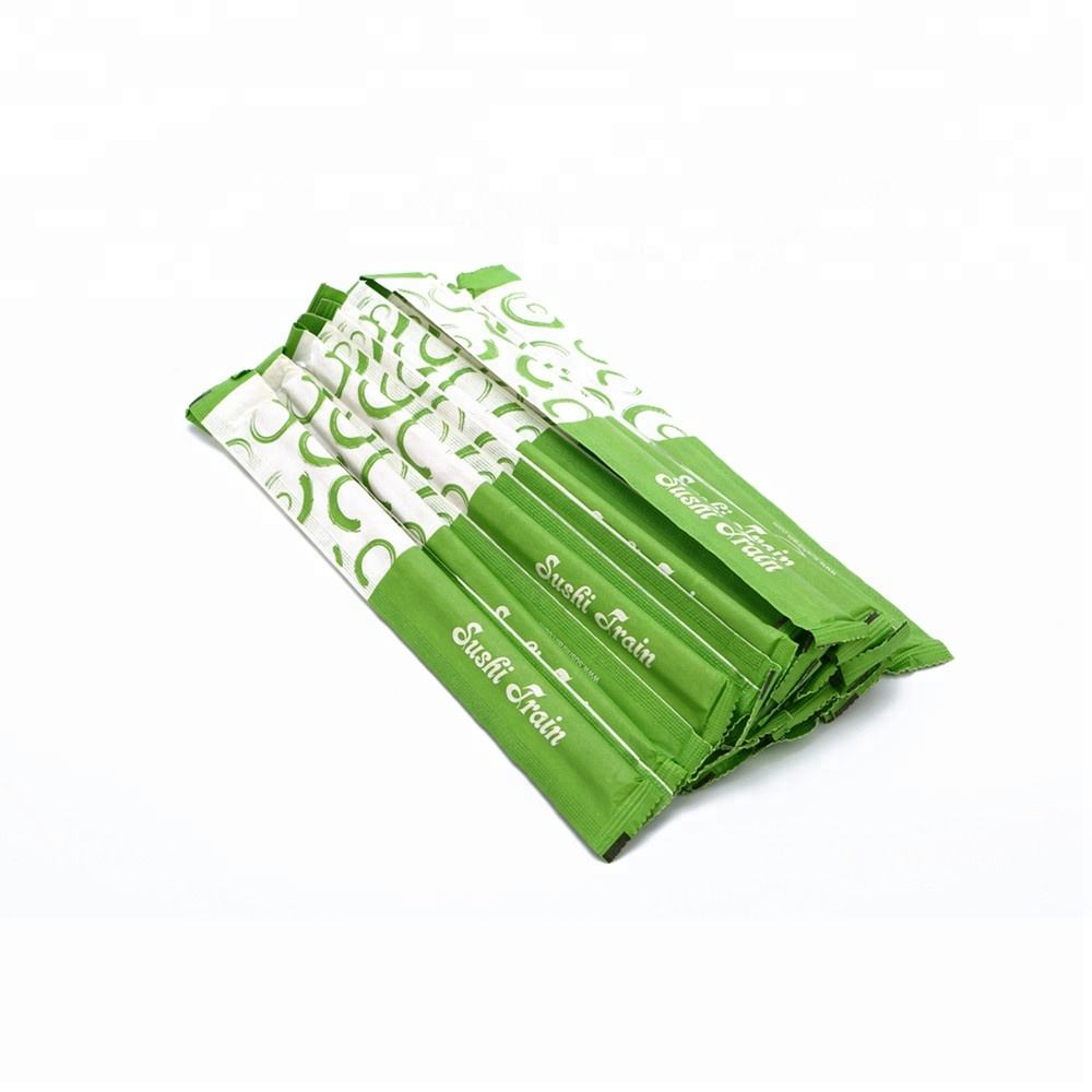 Bamboo Disposable Chopstick With Customize Logo