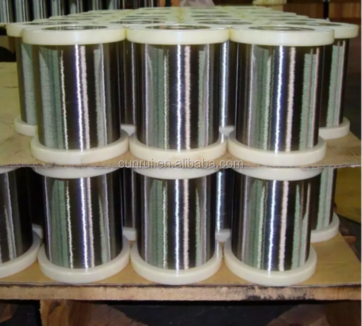 Dia 0.1~18mm Nickel Alloy Inconel 601 Wire in Coils