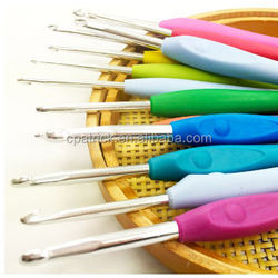 Top Quality Aluminum Crochet Hook Knitting Needles Crochet Hooks