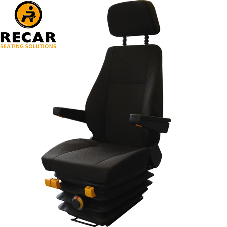 top quality seating solutions mechanic suspended excavator seats with front controls
