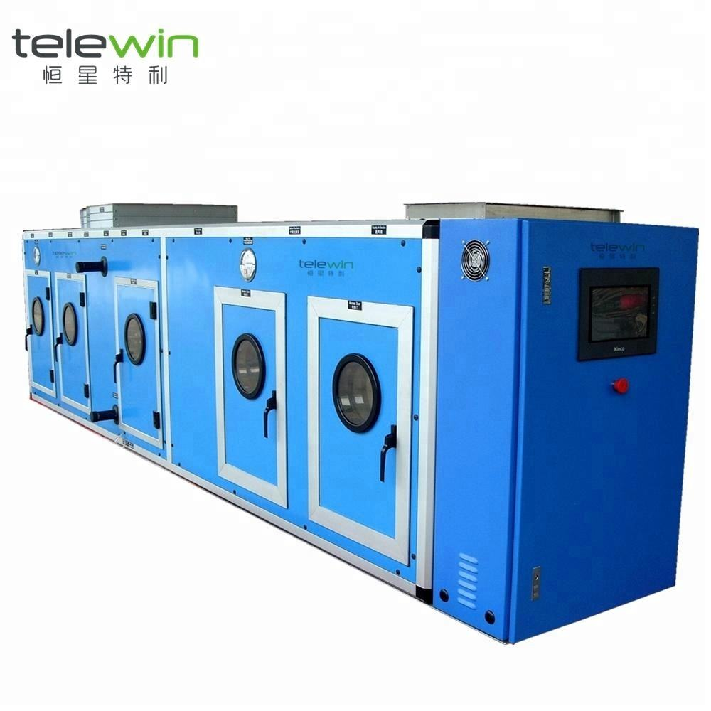 Clean Air PM2.5 AHU Fresh Air Handling Unit for HVAC System