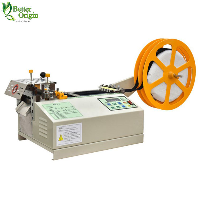 Good performance automatic webbing cutting machine