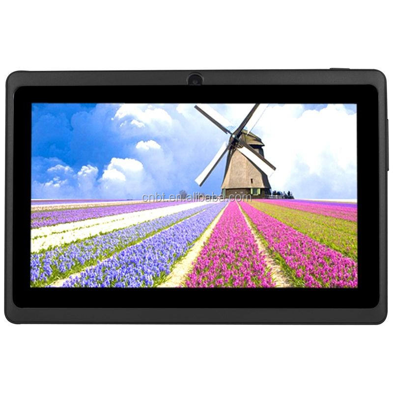 Murah Tablet 7 Inch A33 Tablet PC Quad Core Android Tab Q88 Android Tablet