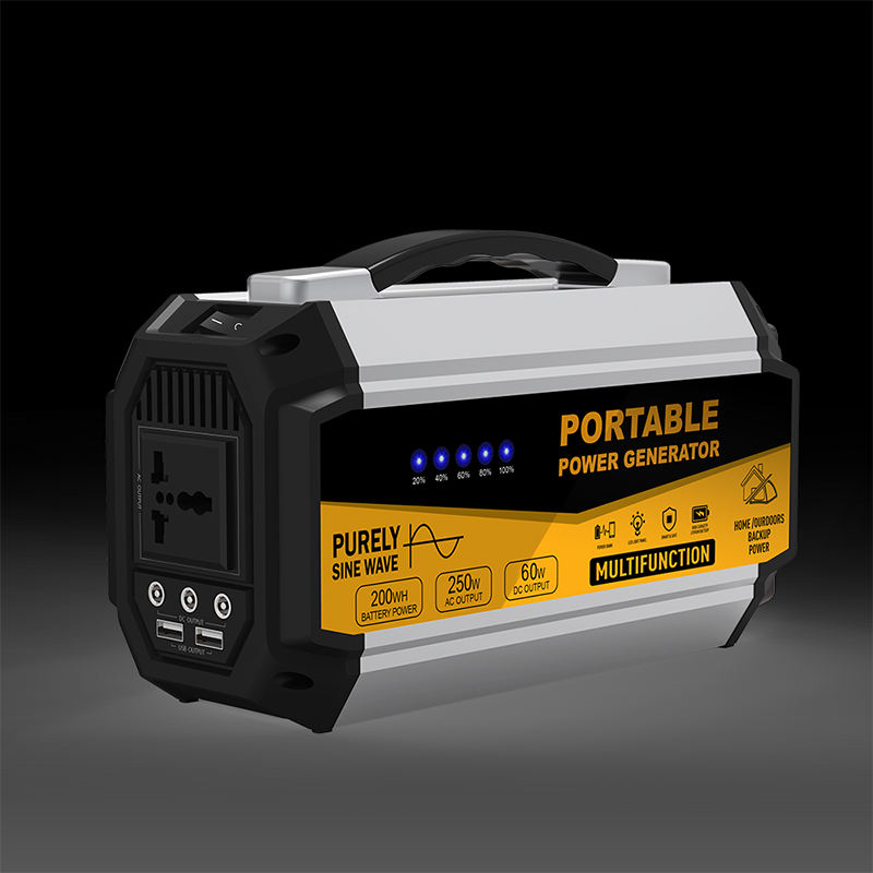 Hot Sale New Solar Products Energy Generator for home use