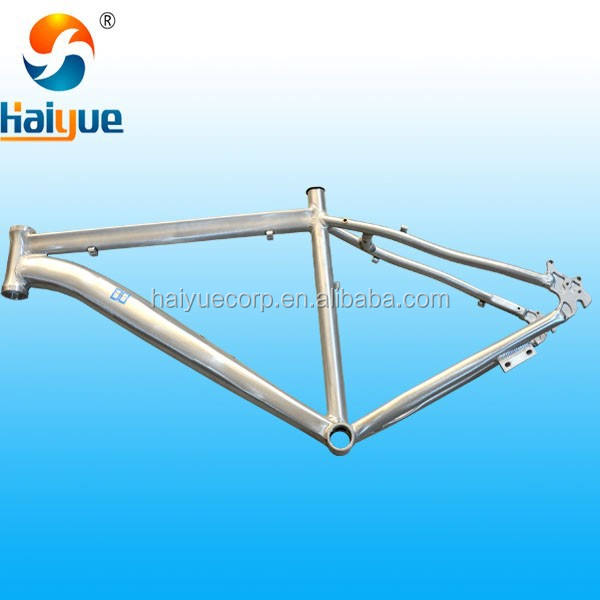 China OEM aluminum bicycle frame for MTB bike