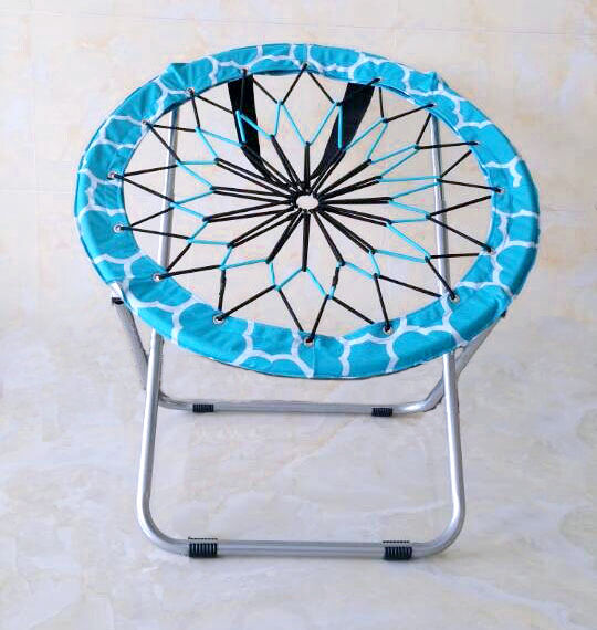 popular style bungee chair/folding bungee chair /folding net chair
