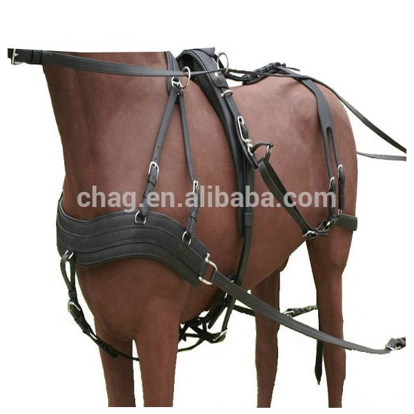 2019 Whole Set Safety Pvc Harness For Horse Driving For Sale
