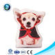 China Manufacturer Cute Puppy Chihuahua Plush Stuffed Pillows Cartoon Soft Cushion Travel Pillow
