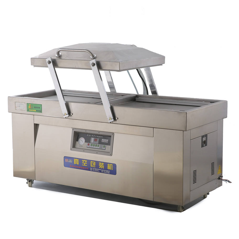 DZ-500/2SD HOT SALE Double Chamber Vacuum Packaging Machine