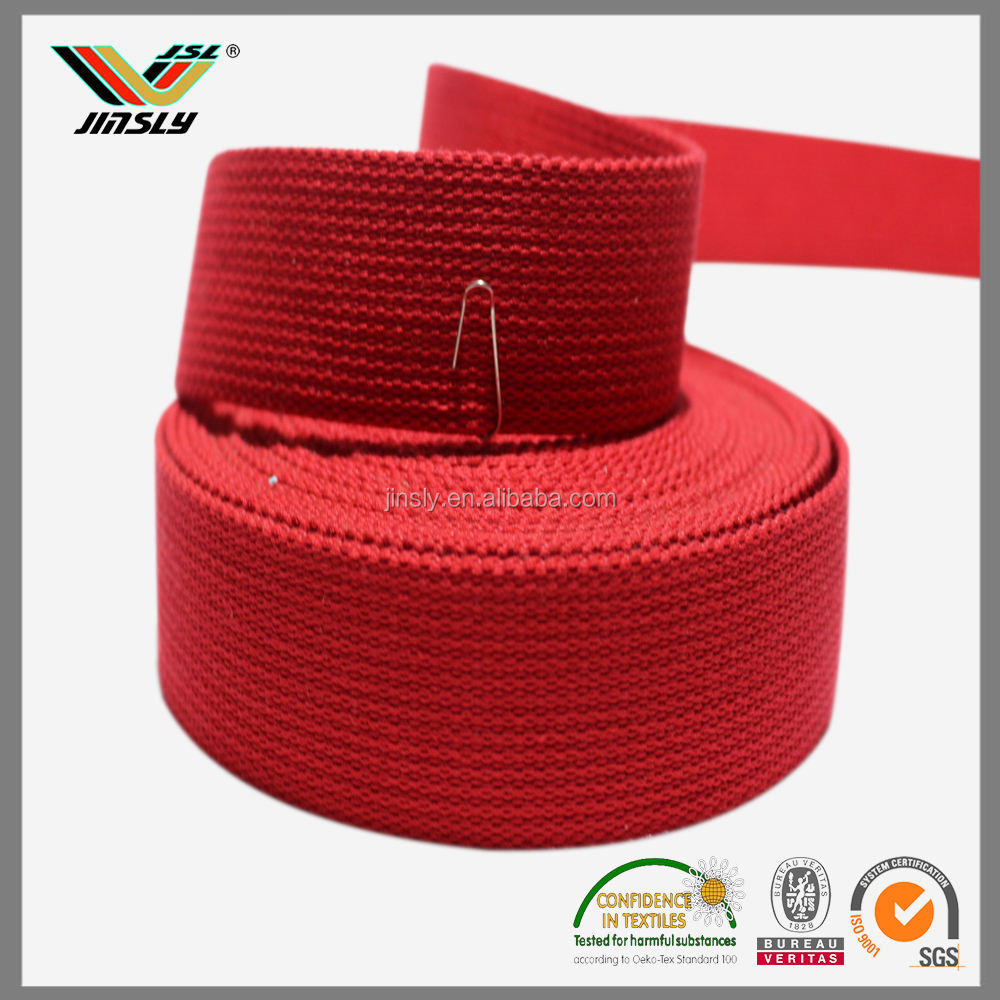 manufacturers 2 inch cotton webbing bag strap material