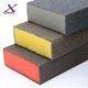 Factory Directly Sell 10 pack abrasive sanding sponge sanding blocks