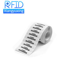 Free Sample Waterproof NFC 213 Long Range Passive UHF Rfid Tag/ Label/ Sticker