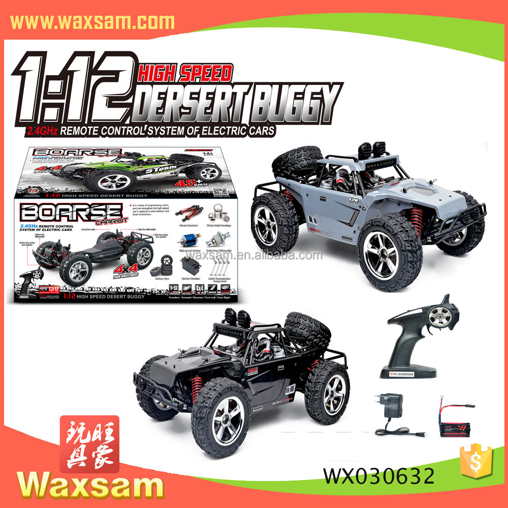 Reality design 1:12 RC high speed 4WD remote control car