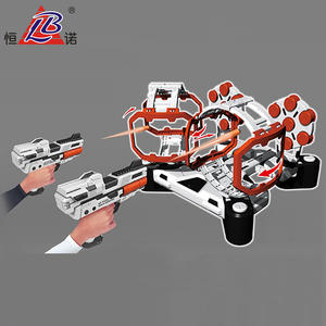 Best sale rotary target shooting game air-soft sniper gun