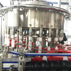 dairy production line yoghurt filling sealing and capping machine