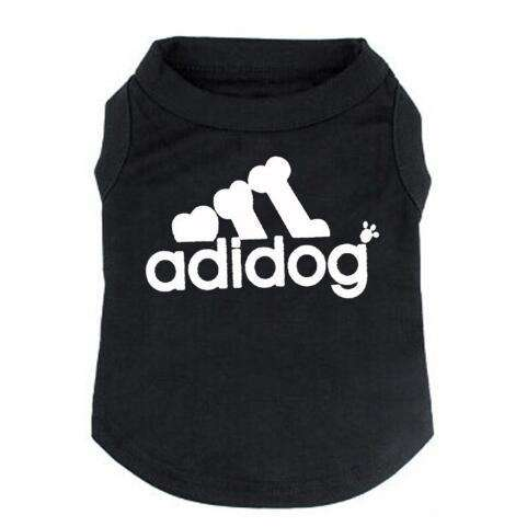 Pet Dog Sport Clothes Printer Cute Dog Vest 7 Colors Available For Chihhuahua Size XS to Size XXXL Dog T Shirt