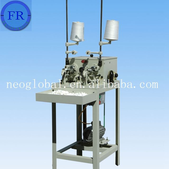 Winding machine for Cocoon bobbin thread