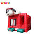 Inflatable Firehouse Dog Dalmatian Combo Inflatables Castle Jumping Bouncer Slide For Children