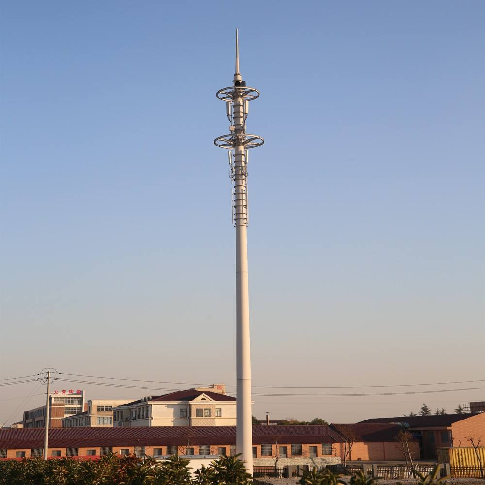 HDG 45 meter hoge kwaliteit <span class=keywords><strong>telescopische</strong></span> antenne communicatie <span class=keywords><strong>toren</strong></span>