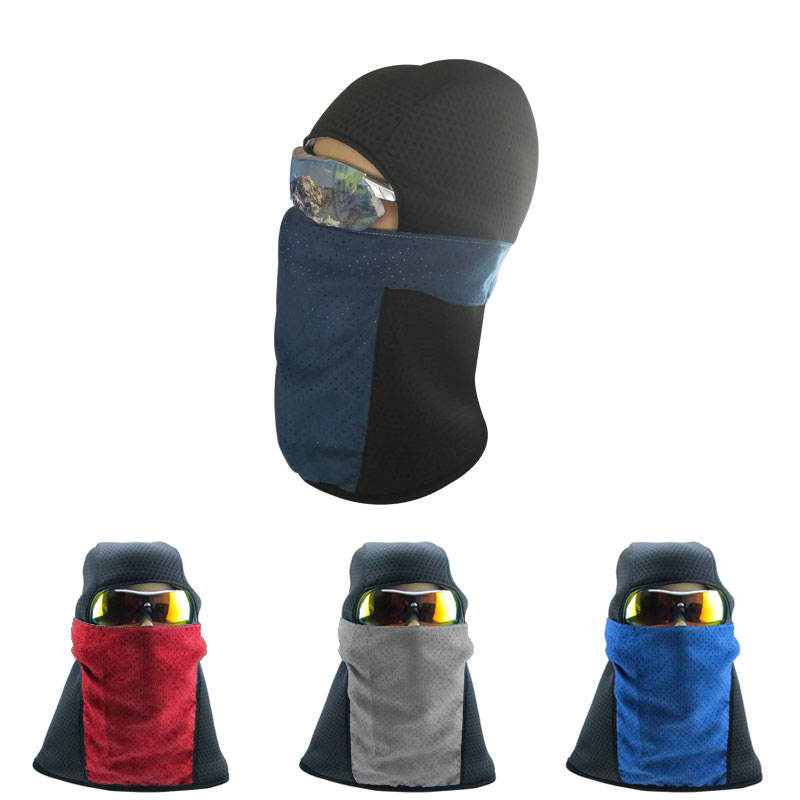 windproof face cycling anti pollution color ski mask