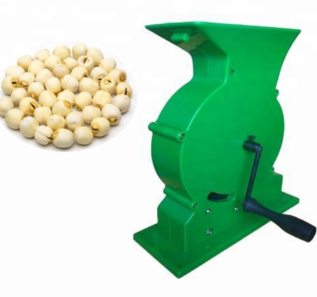 Made in China High Capacity fresh lotus seed shelling machine/fresh lotus seed cutting peeling machine