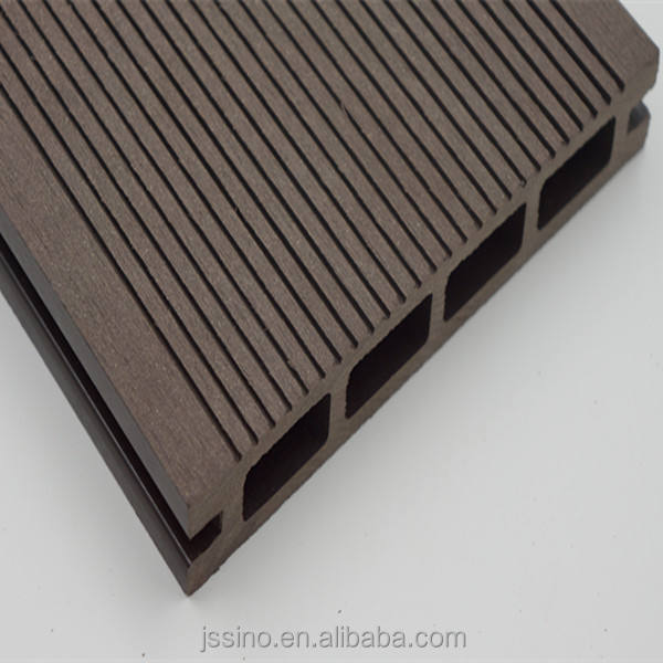 Weather resistant outdoor wpc timber  new timber  wood plastic composite timber boards/deck boards/deck flooring