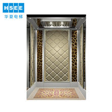 5-10 persons passenger residential building elevator parts