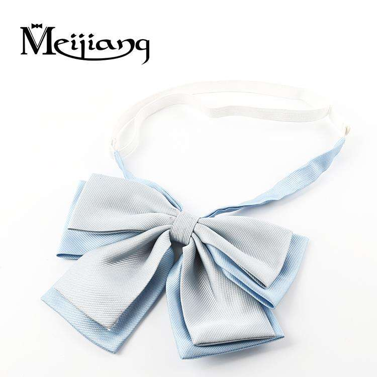 China manufacturer fancy popular silk butterfly bowtie