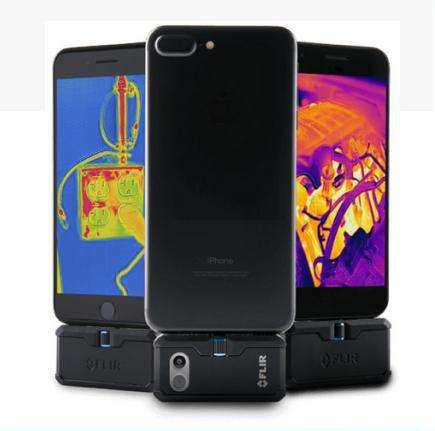 All New Original FLIR One Pro Version 3 Thermal Imager Use For iOS Or For Android Update From Flir One 2