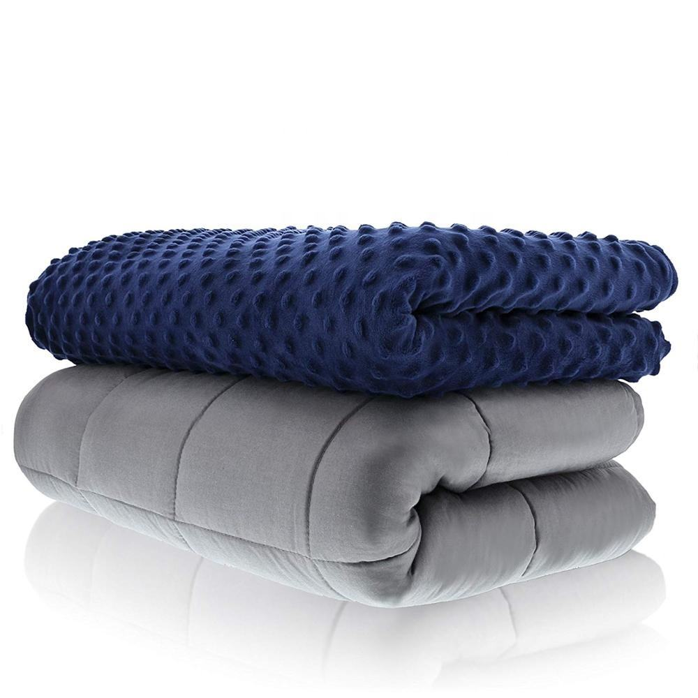 High Quality Alternative Weighted Blankets Dropshipping Weight Blankets 5ポンド