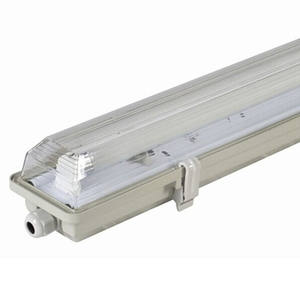 Ip65 4ft 2x18 w 1.2 m T8 Twin LED Buis lichtpunt