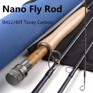 Wholesale 10ft nano fly rods