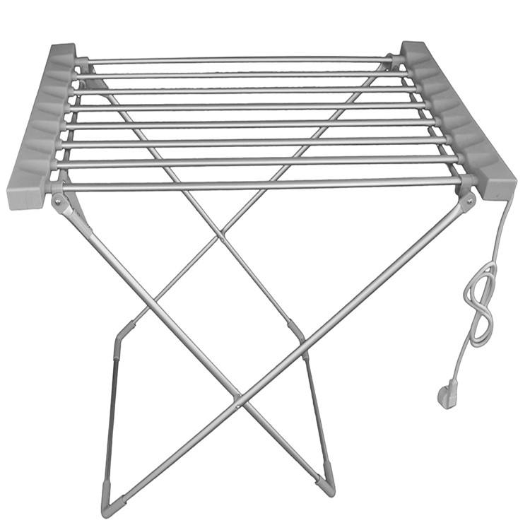 Hot Sales Portable Folding Environmental Electric Freestanding Folding Clothes/Sheet/Towel Drying Rack Factory Direct Price
