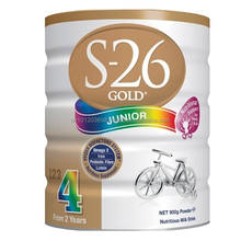 S26 Gold Baby Formula 900g - Step 4
