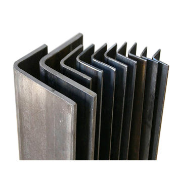 Angel iron/ hot rolled angel steel/ MS angles l profile hot rolled equal or unequal steel angles steel price per ton for bed