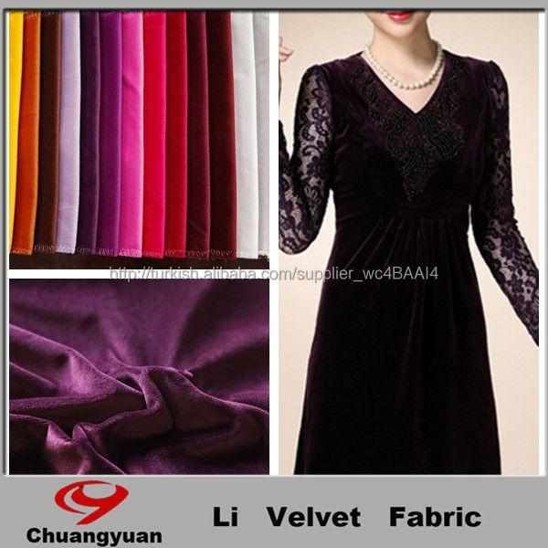 karl mayer <span class=keywords><strong>triko</strong></span> bir tarafı fırça süper kanepe kumaş satın moda çin elbise