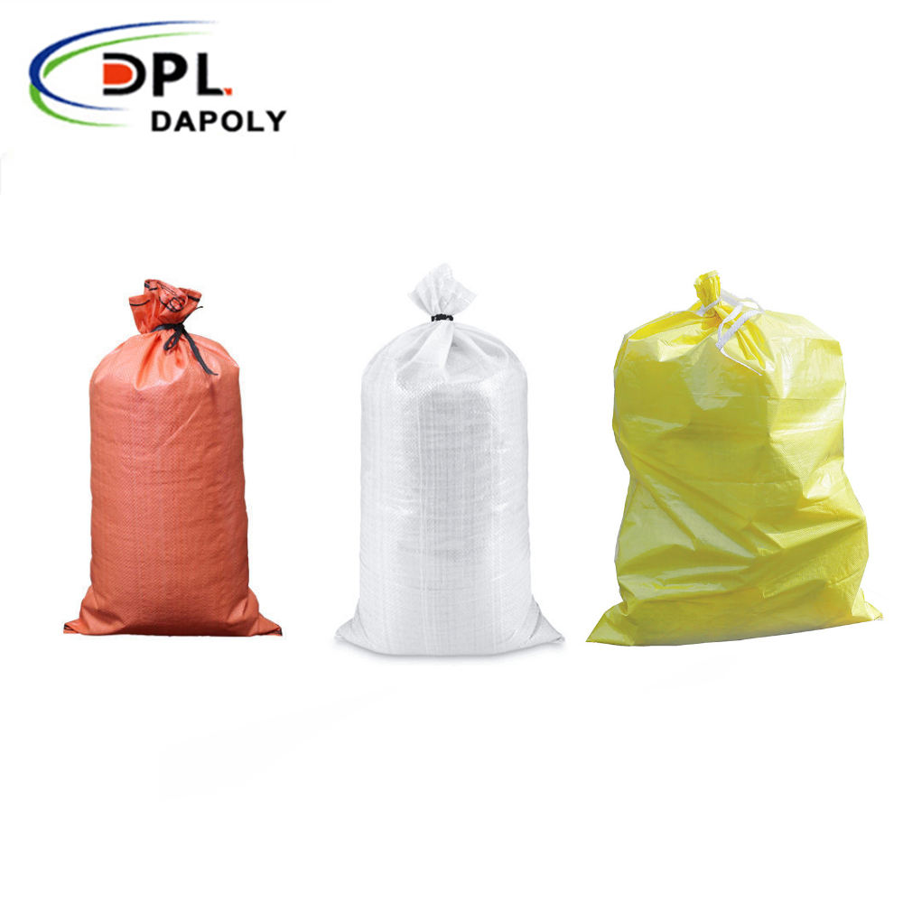 pp woven bag/sack for rice/flour/food/wheat 40KG/50KG/100KG