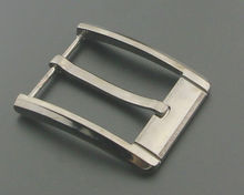 Wholesale metal supplies clamp belt buckle for accessories