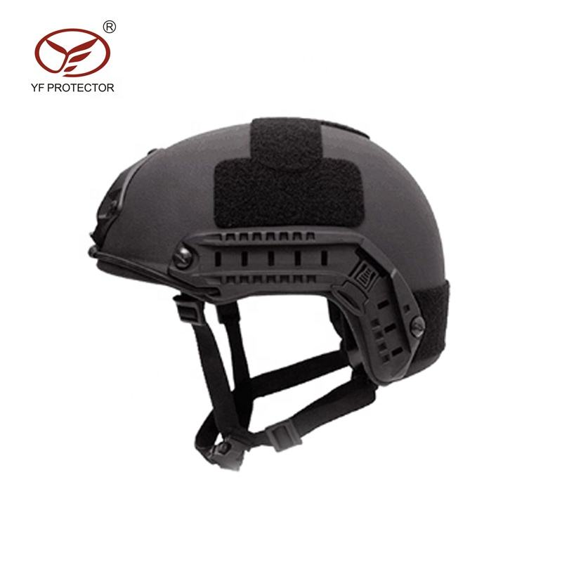 Military Equipment of FAST Ballistic helmet Level IIIA Aramid Bulletproof Helmet Army Helmet
