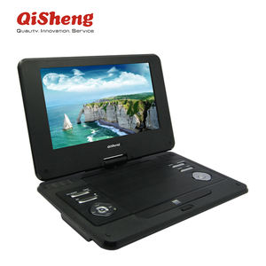 Home Video DVD Player/VCD Player 9 Inch Portable DVD