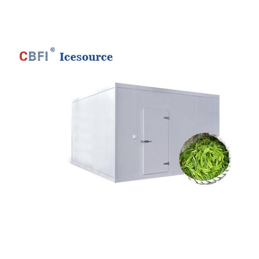 commercial used flower cold storage easy operate