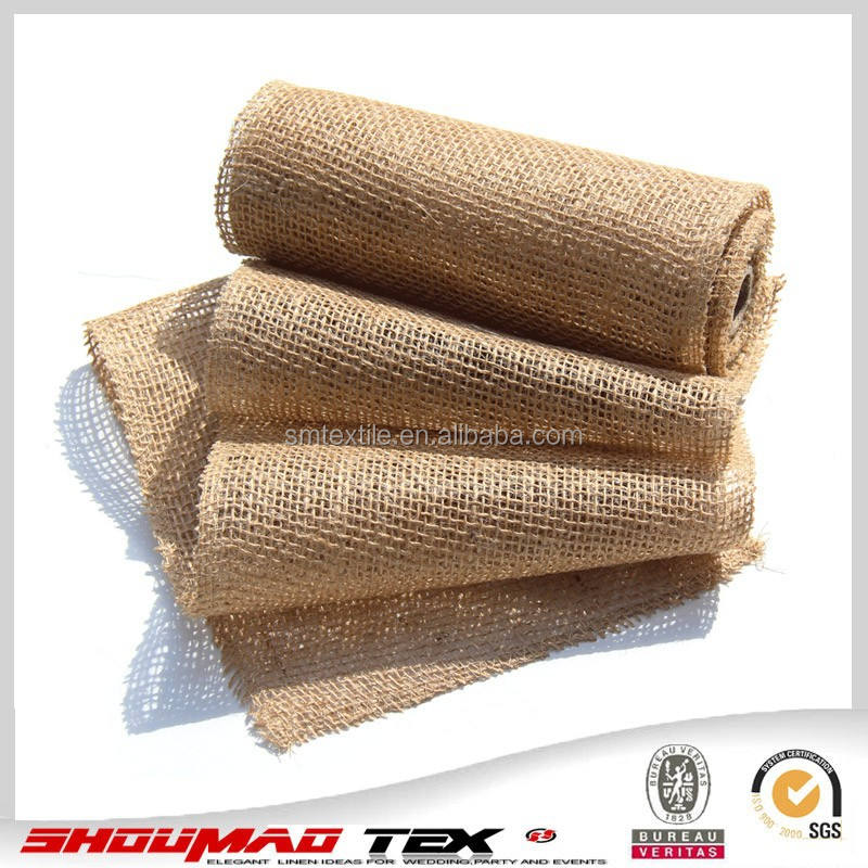 Wholesale natural burlap