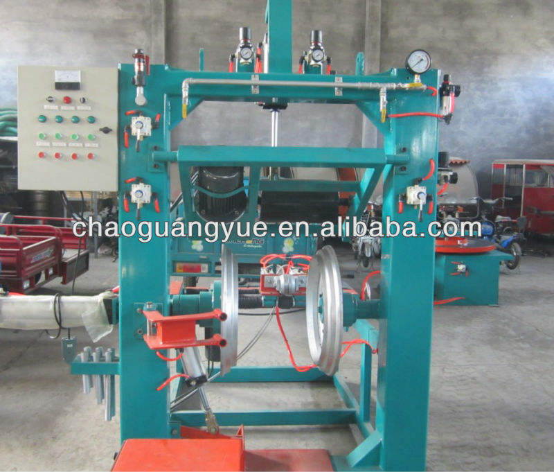 Second Hand Tire Retreading Machine & Used Tire Refurbished Equipment