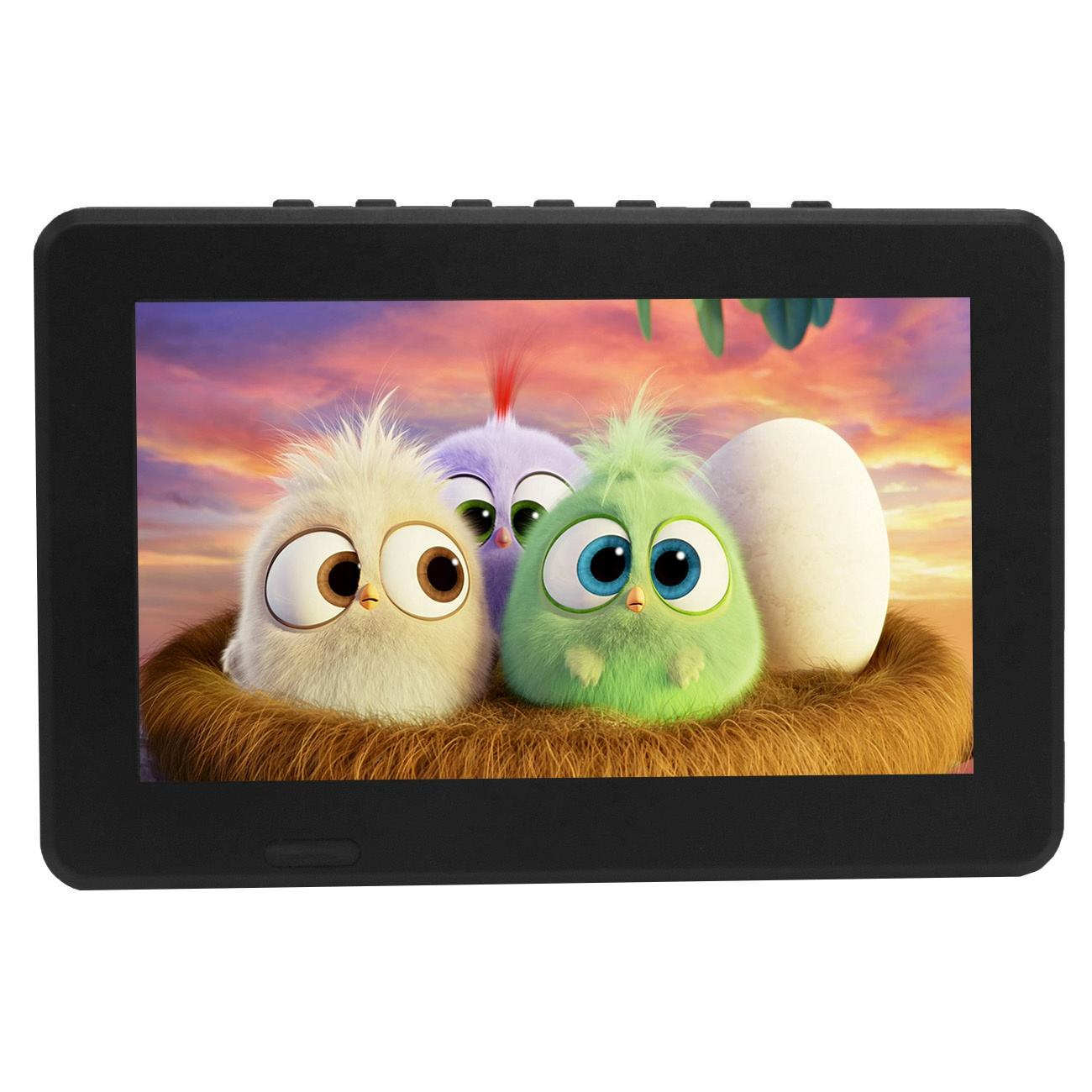 FTA freeview 7 inch TV! Good signal! cheap ( High Quality) OEM H.264 Portable TV HD mini Digital hd led smart TV television lc