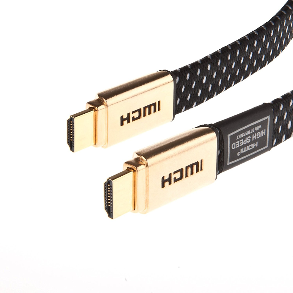 hdmi 10 meter 2160p up to 18Gbps data rate with HDMI cable