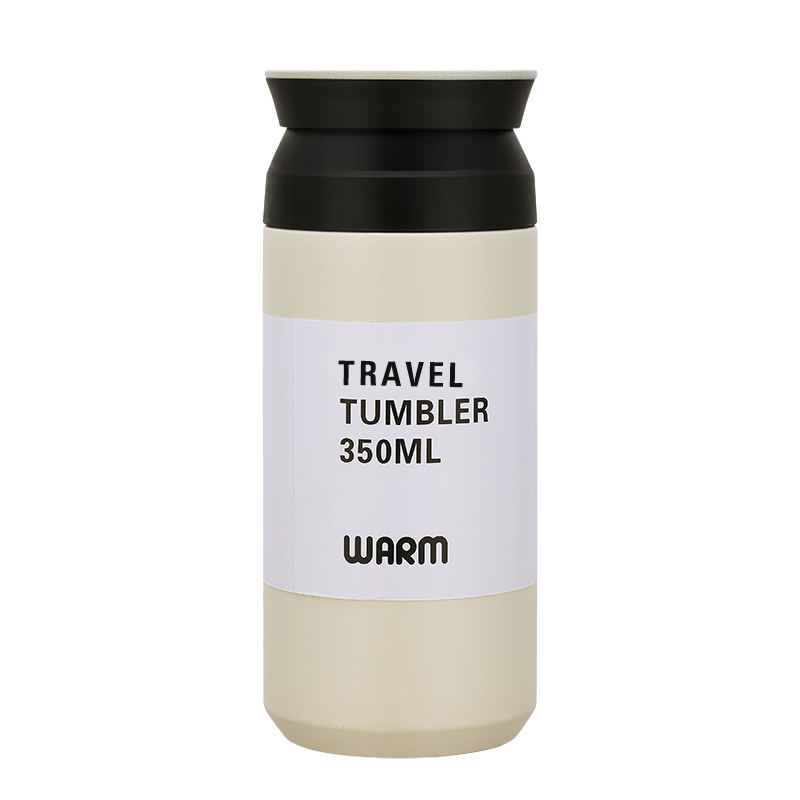 Multi-color 350 ml rvs travel koffie mok vacuüm geïsoleerde mok