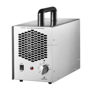 14000mg high concentration ozone generator industrial ozonizer with 2pcs 7g ozone plates for air treatment