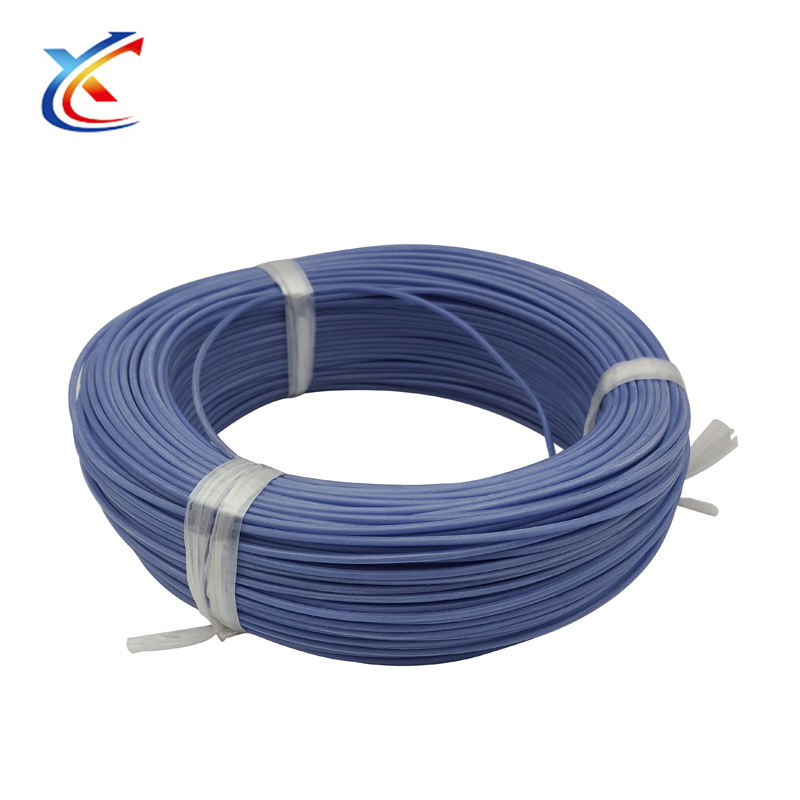 Security high temperature silicone rubber silicone coated twist pair multi core cable